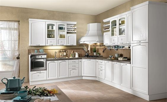 Stiles country and cucina on pinterest - Mondo convenienza cucine opinioni ...