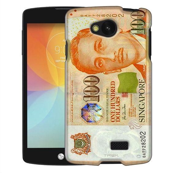 LG Optimus F60 100 Singapore Dollars Slim Case
