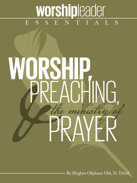 hughes oliphant old leading in prayer pdf