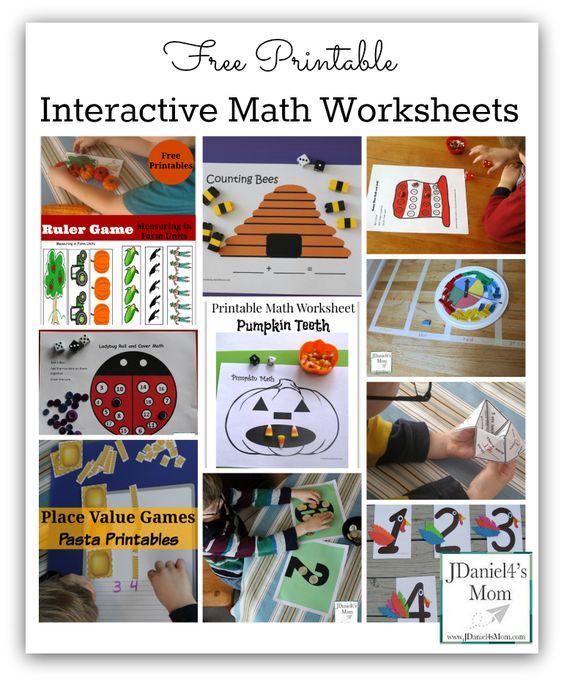 Free Printable Interactive Math Worksheets 7 maths – Interactive Math Worksheets