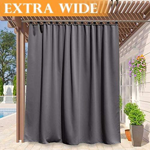 Amazing Offer On Ryb Home Patio Curtain Outdoor Sunlight