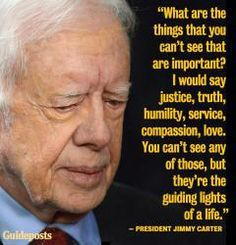 jimmy carter guiding lights of a life