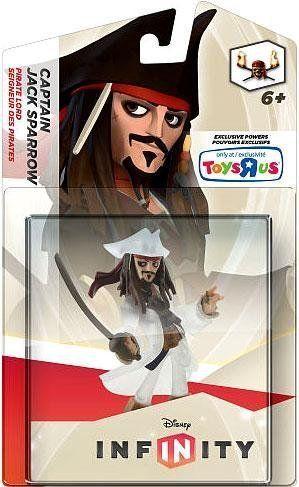 Disney Infinity Crystal Captain Jack Sparrow