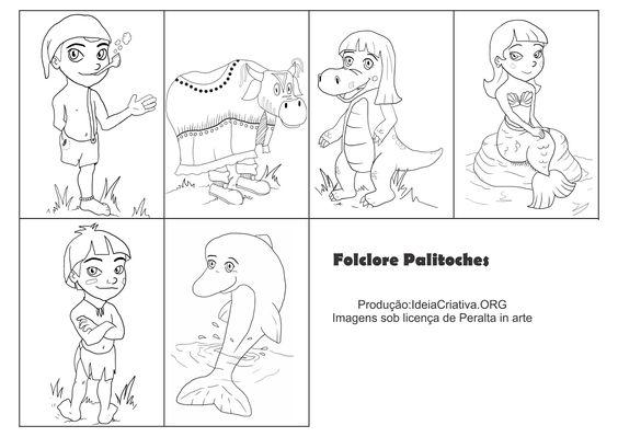 palitoches-folclore-curupira-saci-cuca-boto-boi-bumba-iara.png (1600×1132)