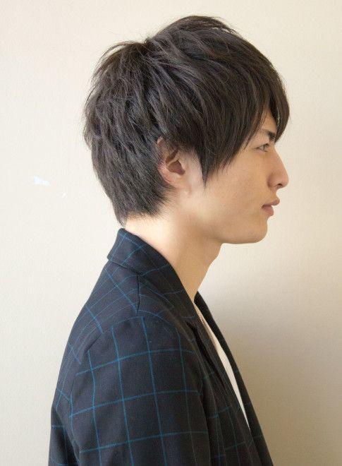 メンズ メンズミディアム Afloat Japanの髪型 ヘアスタイル ヘアカタログ 2019春夏 髪型 ヘアスタイル 結婚式 髪型 男