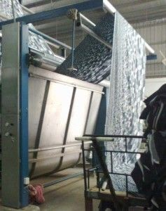 Fabric inlet of Best Industrial Washing Machine