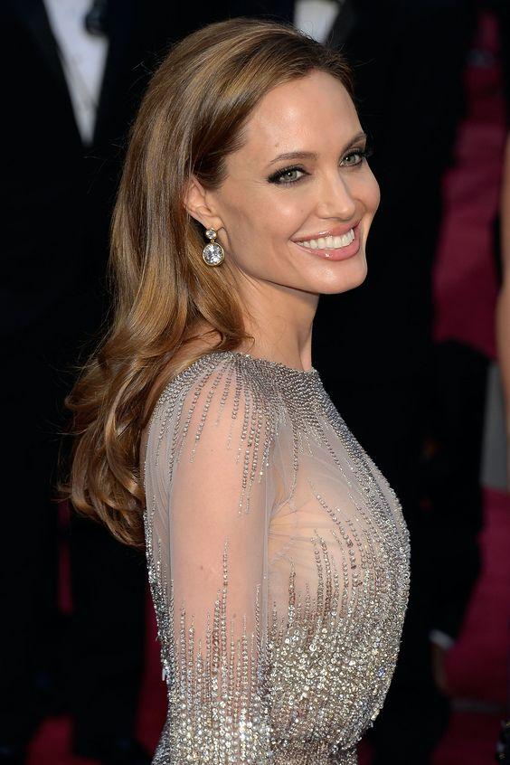 Angelina Jolie | Hairspiration: The Long Hairstyles We Love