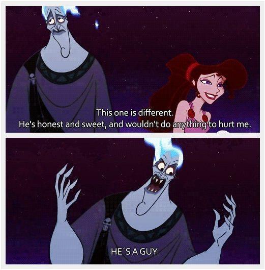 gdfzsdfbgggggggggggggh: Disney Movies, Disney Hercules, Disney Quote, So True, Funny Stuff, Disney S, Favorite Movie, Hercules Quote