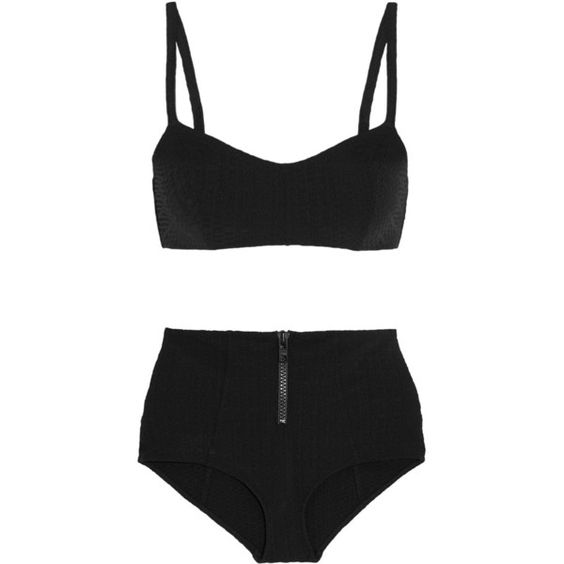 Los regalos soñados de Vogue ❤ liked on Polyvore featuring swimsuit and swimwear