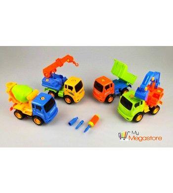 Baufahrzeuge Spielzeug