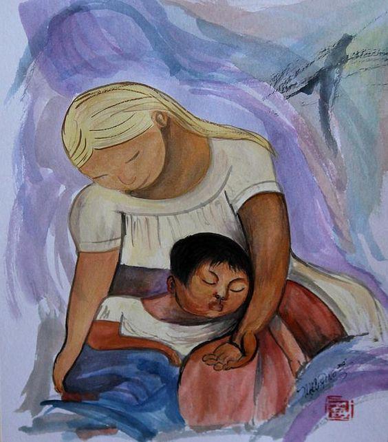 Adopted Love ~ Marcia Crispino