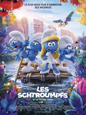 Les Schtroumpfs Et Le Village Perdu Streaming Vf Film Complet Hd Lost Village Smurfs New Movie Posters