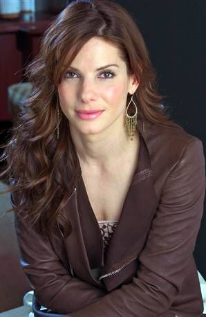 Sandra Bullock - always been my number one choice in being Stephanie Plum!!!!