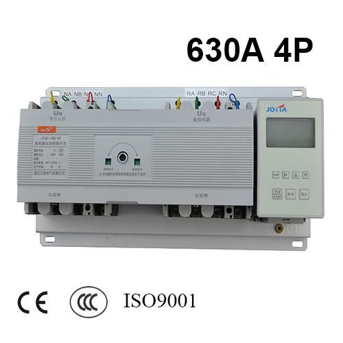 630a 4 Poles 3 Phase New Pattern Automatic Transfer Switch Ats
