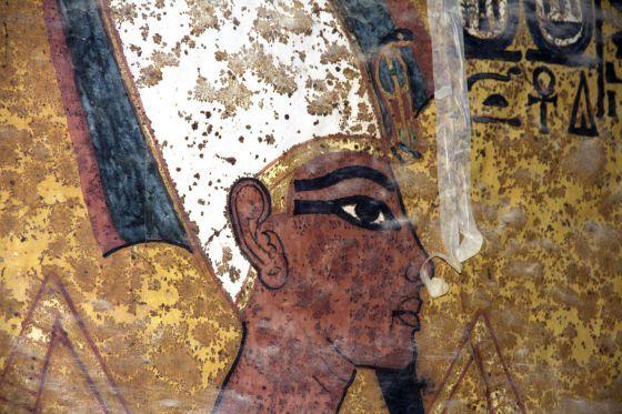 Tutankamón ya tiene dos tumbas en Luxor