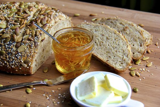 The Café Sucré Farine: Seeded Oat Bread - I love Subway's Honey Oat Rolls and am going to try this recipe and see how close it comes to their rolls. Her blog is full of amazing recipes!