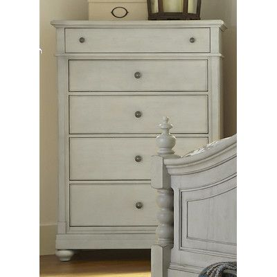 Found it at Wayfair - Harbor View 5 Drawer Chest
