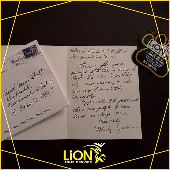 Review Us With Images Lions Home Service Thoughts