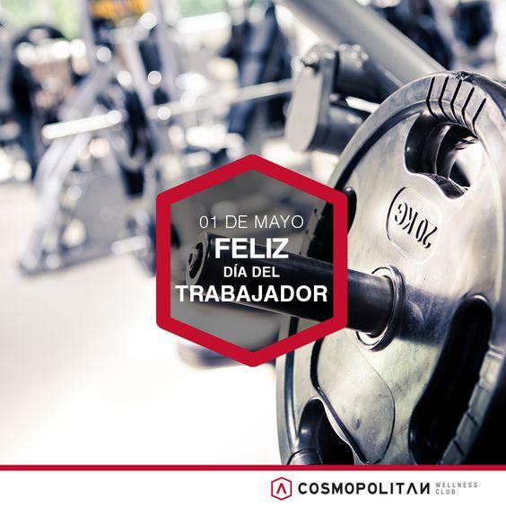 El trabajo duro, esfuerzo y motivación forman parte de nuestro día a día. Al igual que vosotros. Feliz #DíadelTrabajo a todos los amantes del deporte.