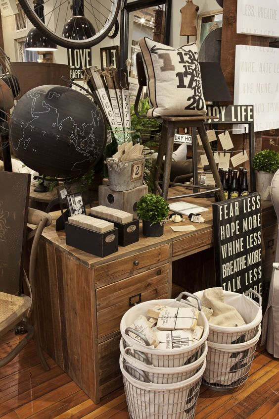 Some favorite things in the shop FOUND design- photo by @sierra studios photography