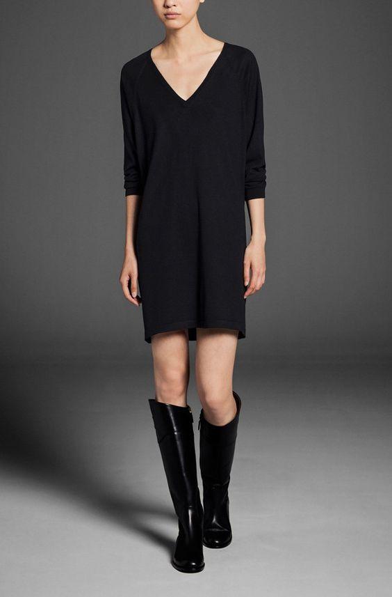 Vestido Massimo Dutti Nueva colección