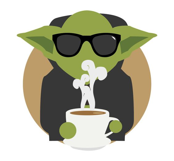 Ilustracion Yoda #fanart para feria de diseño y emprendimiento. #Ilustracion #FeriaDeDiseñoYEmprendimiento #Seb.Toror #Navegao.cl