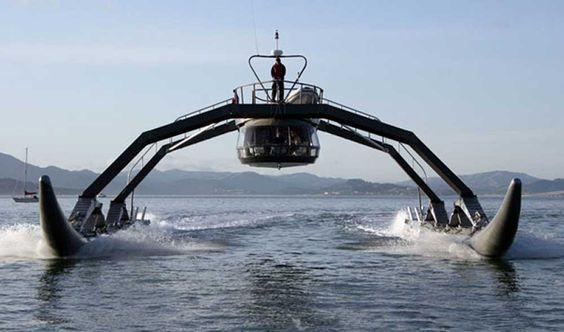 Proteus Catamaran