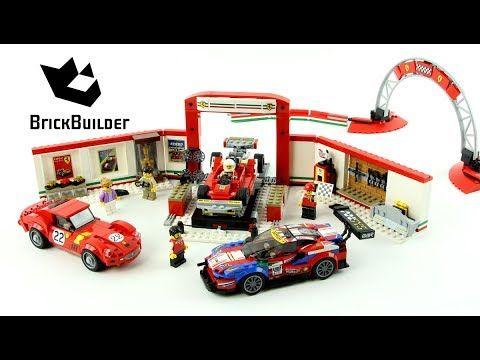Lego Speed Champions 75889 Ferrari Ultimate Garage , Lego