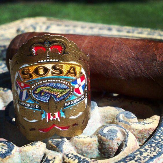 Sosa Classic Sumatra  - www.RobbyRasReviews.com #Cigar #Cigars #CigarReview #RobbyRasReviews