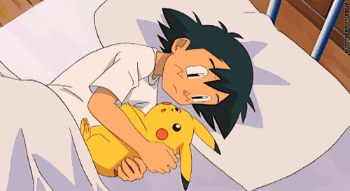 "dion-thesocialist:   funny story: this scene was actually improvised. the script originally called for pikachu to roll over onto his side and deliver a line that went ""good battling today ash. can we get ihop in the morning?"" but during filming, pikachu started thinking about how his real life trainer never hugged him and also will smith's dad, so he delivered this amazing performance all off the top of his head. the animator was like whoa wtf. what a brilliant moment."