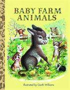 BABY FARM ANIMALS by Golden Books