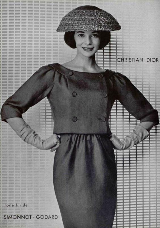 1956 Christian Dior: