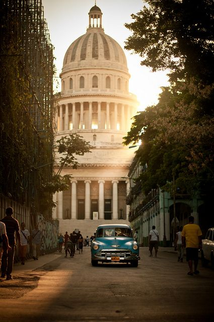 Cuba : El Capitolio