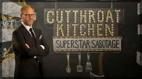 Cutthroat Kitchen: Superstar Sabotage on FOOD Network