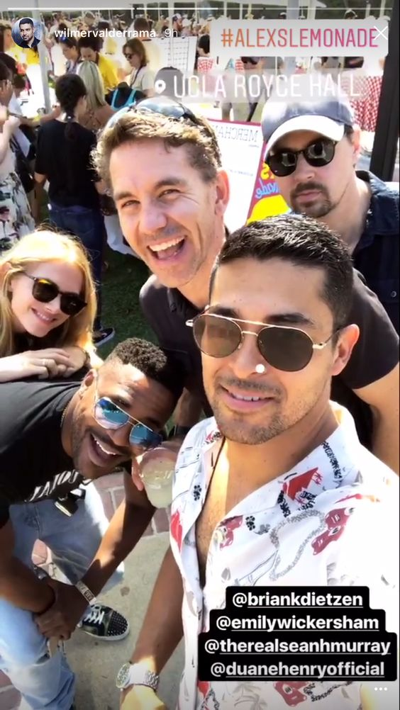 Wilmer - Twitter (část týmu)