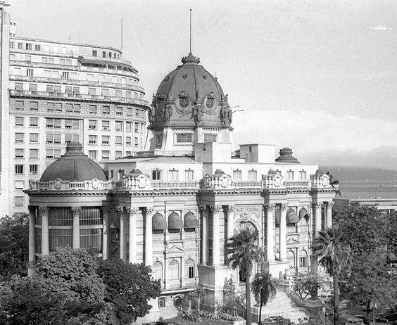 Antigo Congresso do Rio de Janeiro Capital Federal