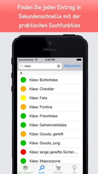 Low Histamin Diet: App (in English or German) based on the best Histamin food list I have seen histaminintoleranz.ch - I like it! C.