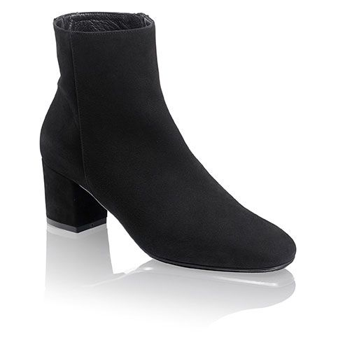 TRINITY Classic Ankle Boot in Black