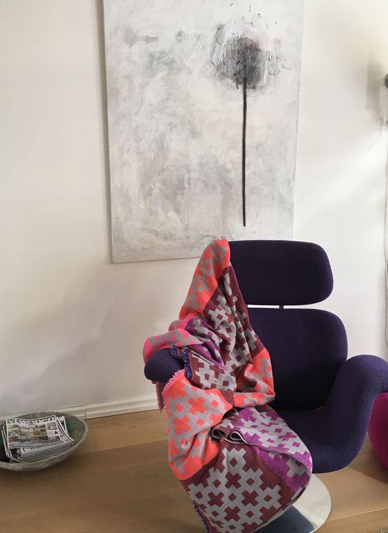 De Tulip fauteuil van Artifort blijft mijn favoriet.