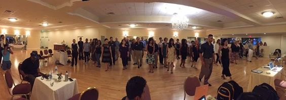 Check our website for the group schedule at The Ballroom! theballroomqh.com