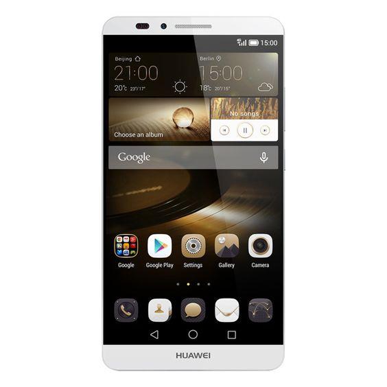 Смартфон Huawei Ascend Mate7 16GB Silver
