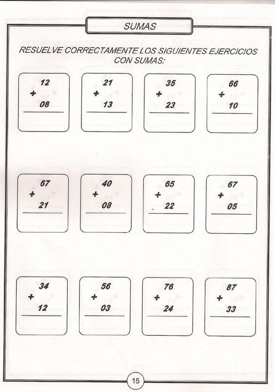 #ClippedOnIssuu from 99201613 mi libro de ejercicios matematicos by dijeja
