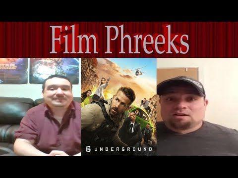6 Underground Movie Review Movies Underground Film