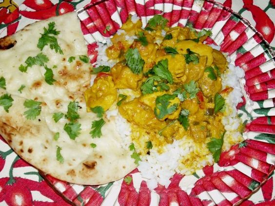 Kalya E Khaas (Traditional South African Chicken Curry)