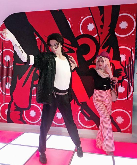 [Chia sẻ] Du lịch Bảo tàng tượng sáp Madame Tussauds, Bangkok, Thái Lan