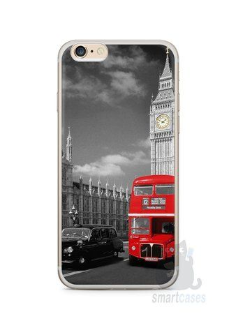 Capa Iphone 6/S Plus Londres #3