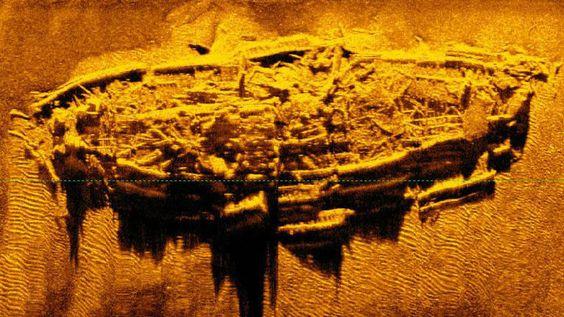 Así es como la tecnología ha permitido encontrar un barco perdido durante 150 años. Noticias de Tecnología. El Agnes E. Fry participó en la Guerra de Secesión estadounidense y se hundió ante las costas de Carolina del Norte. Durante un siglo y medio, nadie supo dónde estaba