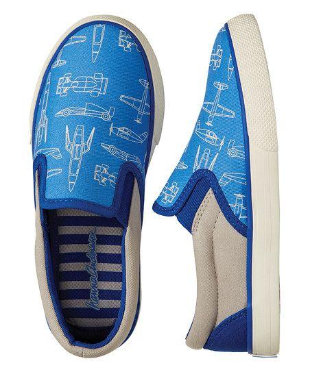 Bluest Sky Oskar II Slip-On Sneaker