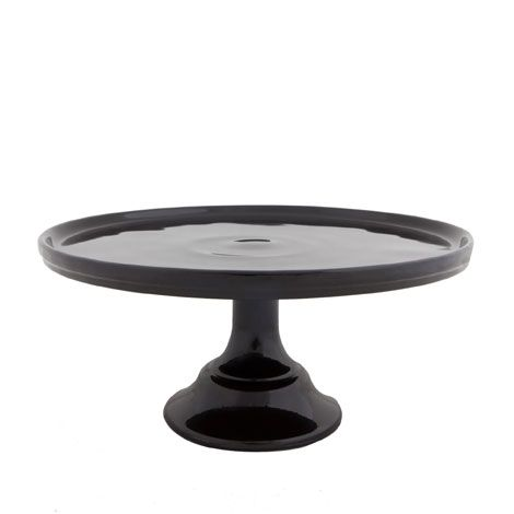 dark glass cake stand zara home united kingdom