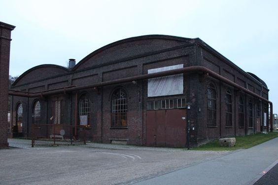 Zeche Zollverein Schacht 1/2/8